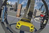 Автомобильные городские трюки Car City Stunts