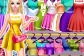 Платье и макияж для девочек Cheerleader Magazine Dress & Makeover for Girls