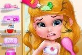 Грязный макияж русалочки Messy Little Mermaid Makeover