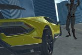 Вождение зомби суперкаров 2 Supercars Zombie Driving 2