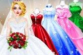 Игры на свадебное одевание для девочек Wedding Dress up Girls Games