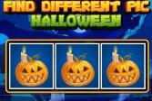 Найдите разные картинки на Хэллоуин Find Different Pic Halloween