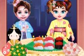 Бэби Тейлор, День японских девочек Baby Taylor Japanese Girls Day
