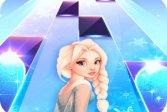 Игра Эльза Плитки Фортепиано: Отпусти Elsa Game Piano Tiles : Let It Go