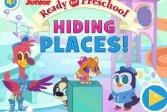 Готовы к дошкольным укрытиям Ready for Preschool Hiding Places