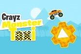 Crayz Monster Taxi Крутая гонка